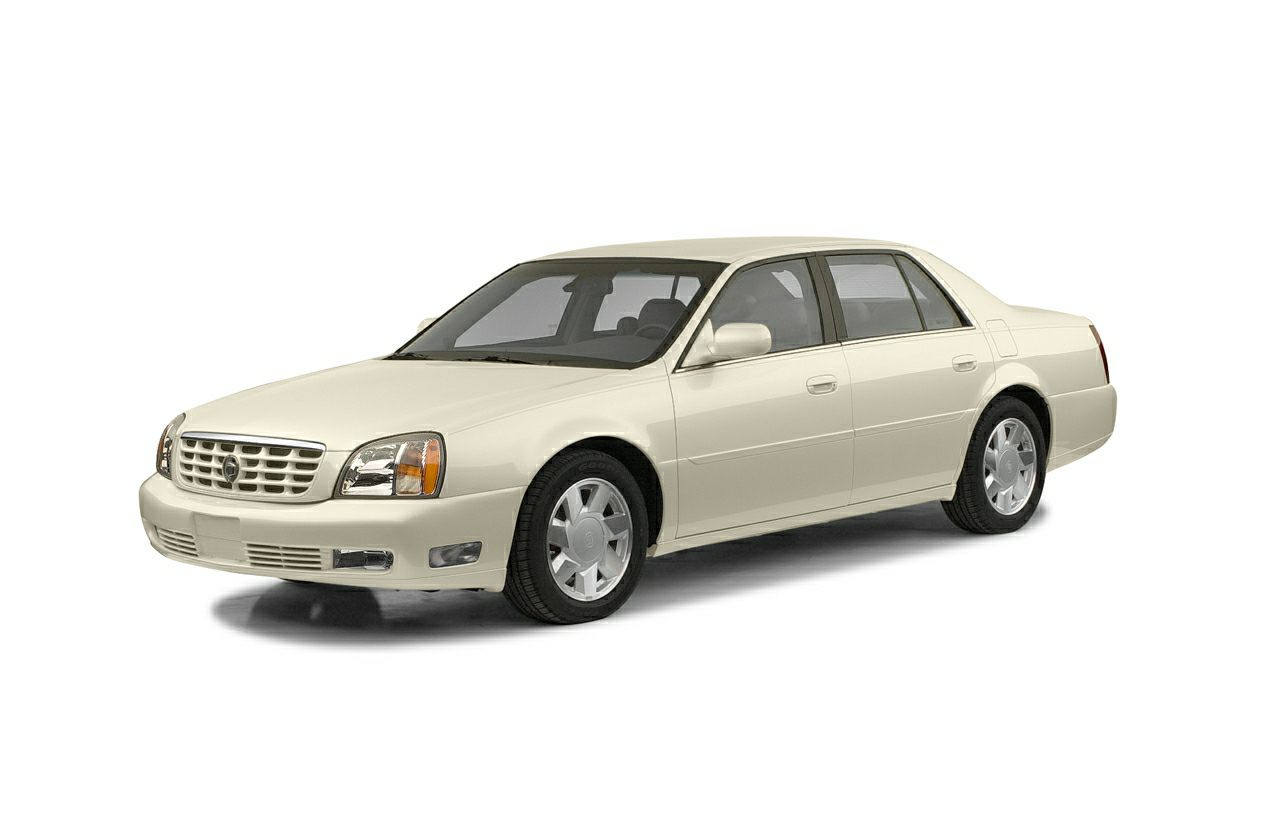 2002 Cadillac DeVille Base Miles 87094Stock 2U289131 VIN 1G6KD54Y92U289131
