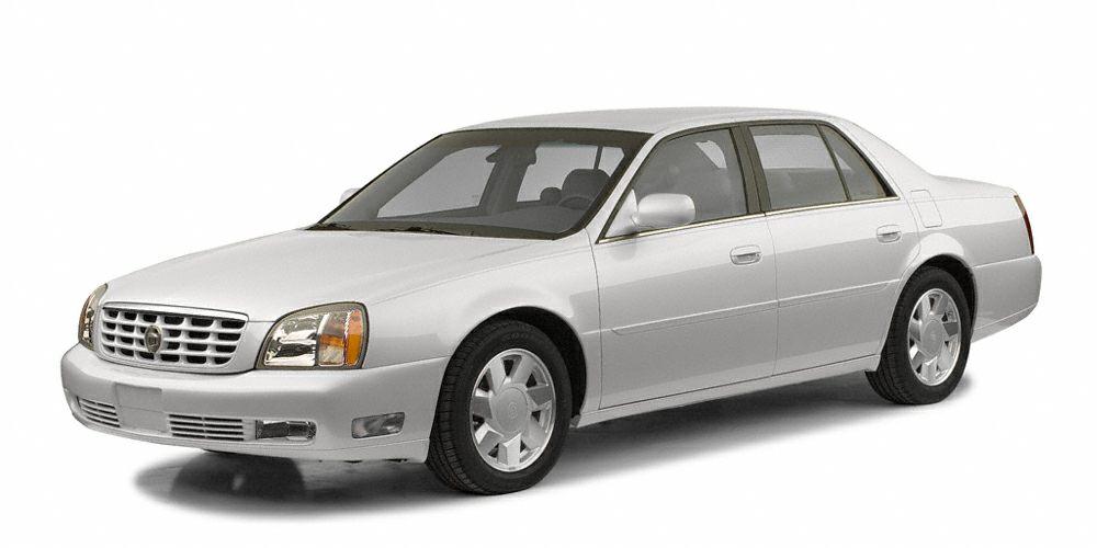 2002 Cadillac DeVille Base 2718 HighwayCity MPG Miles 115477Color Silver Stock CU278967 VI