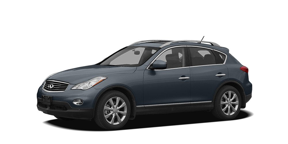 2008 INFINITI EX35 Journey  WHEN IT COMES TO EXCELLENCE IN USED CAR SALESYOU KNOWYOURE AT ST