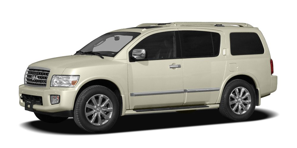 2008 Infiniti QX56 Base PLEASE VISIT OUR WEBSITE FOR FULL DETAILS AND TO VIEW 90 PHOTOS WWWWCMG