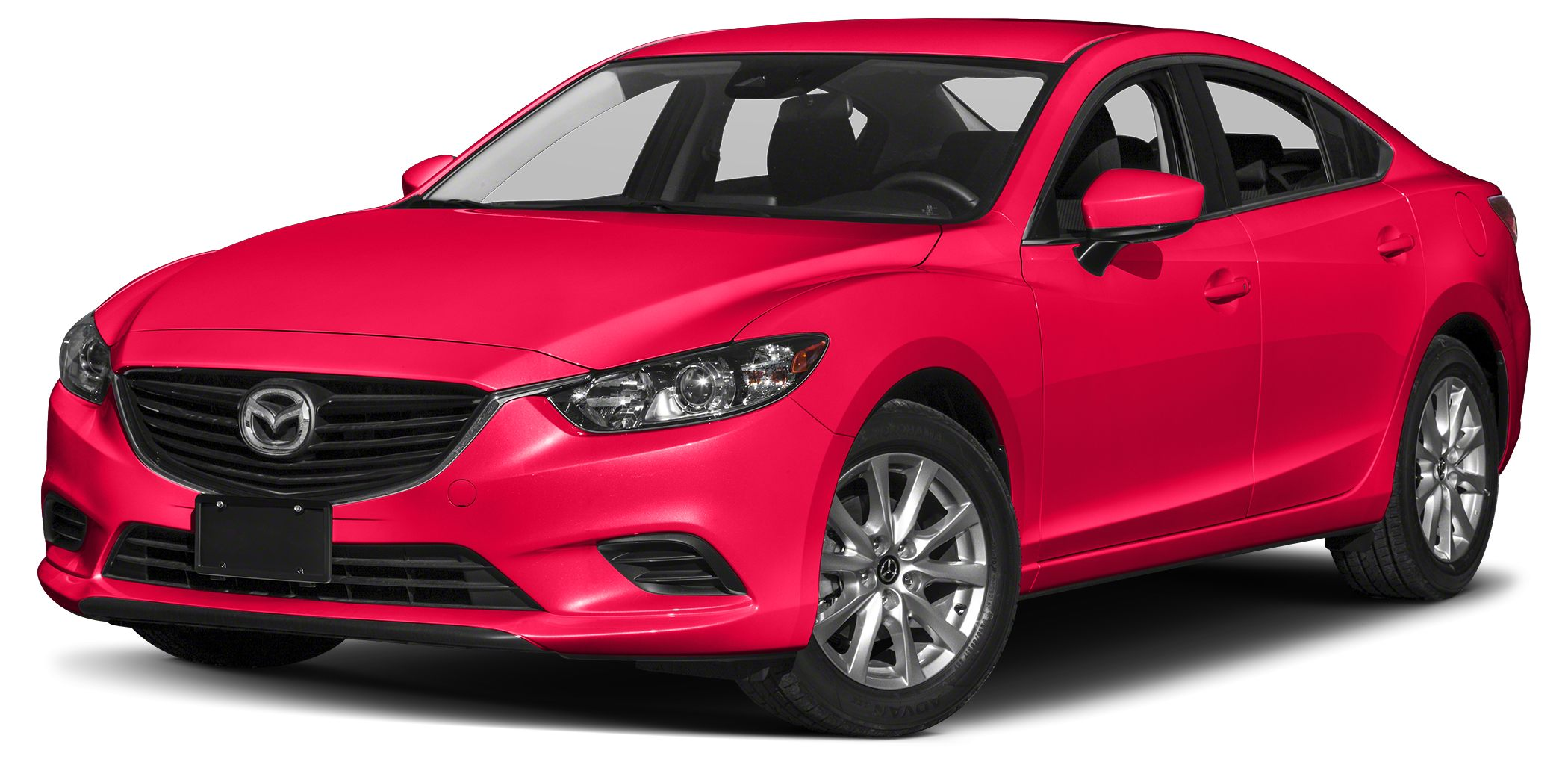 2017 Mazda MAZDA6 Sport Miles 1Color Soul Red Metallic Stock RM0233 VIN JM1GL1U55H1133991