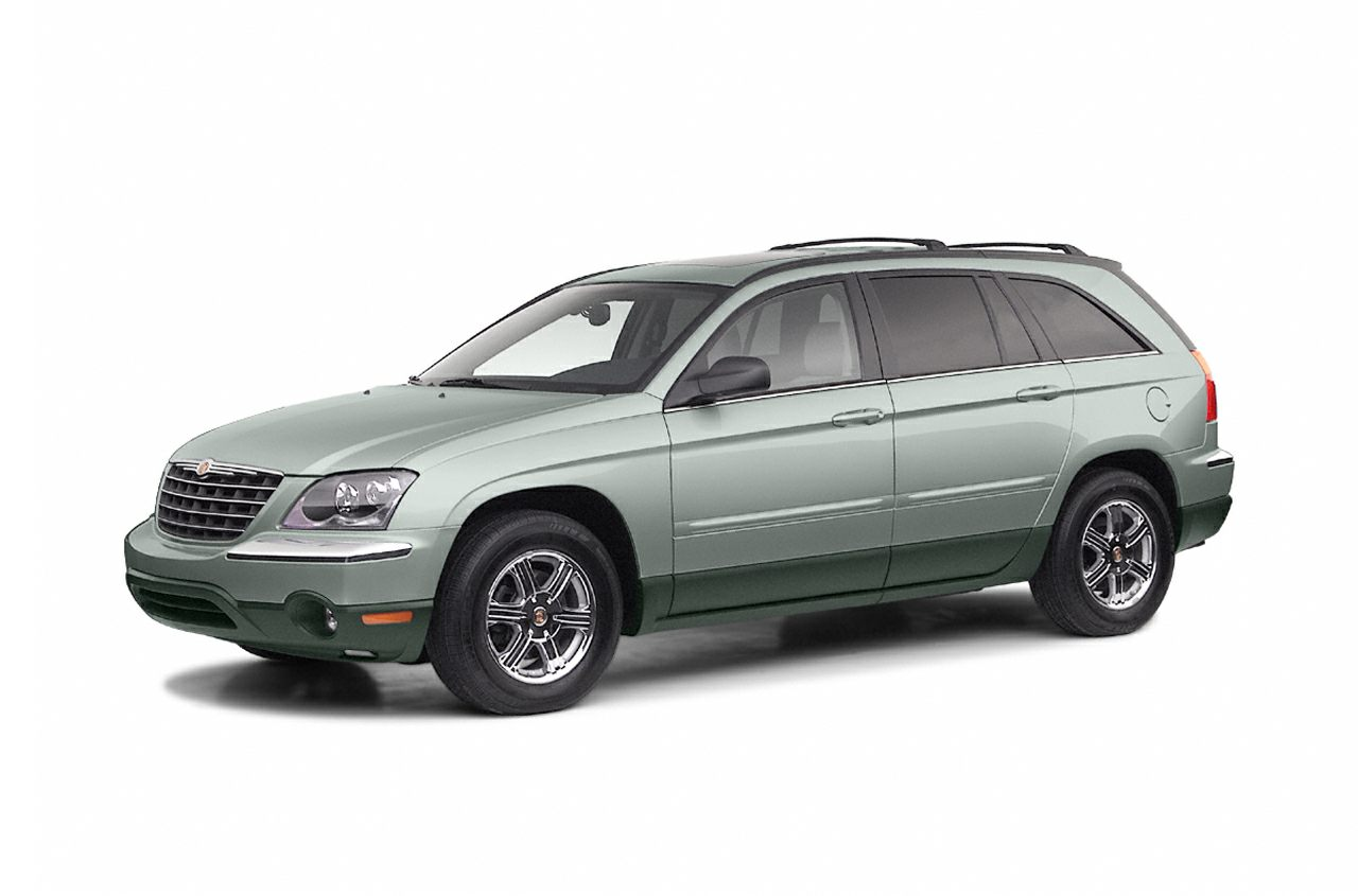 2004 Chrysler Pacifica Base  WHEN IT COMES TO EXCELLENCE IN USED CAR SALESYOU KNOWYOURE AT S