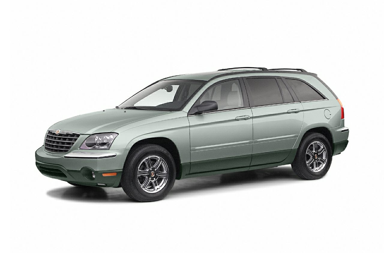 2004 Chrysler Pacifica Base ONE PRICE STOP NO HASSLE NO HAGGLE CAR BUYING EXPERIENCE M
