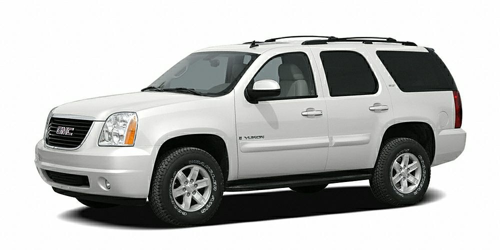 2007 GMC Yukon  Miles 139476Color White Stock P1248A VIN 1GKFK13017J126088