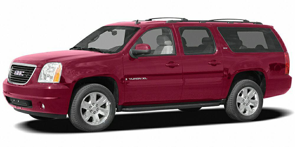 2007 GMC Yukon XL SPORT Miles 257094Color Red Stock P2173A VIN 1GKFK16307R224729