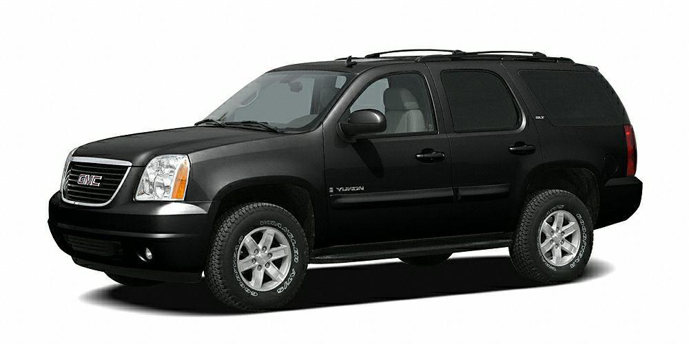 2007 GMC Yukon SLE Miles 121711Color Black Stock K15704A VIN 1GKFC13J47J140296