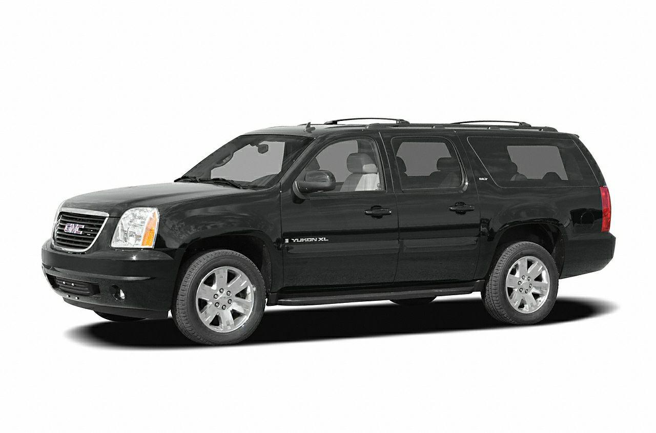 2007 GMC Yukon XL 1500 2007 GMC Yukon XL V8 Automatic Transmission Steering Wheel Controls Lea