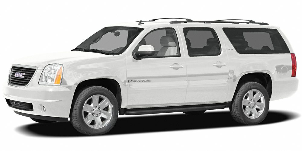 2007 GMC Yukon XL SLE Miles 110319Color White Stock K16711A VIN 1GKFC16J47J198968