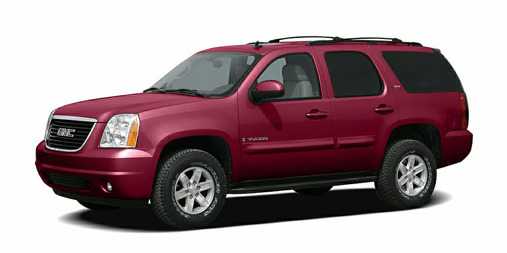 2007 GMC Yukon  Auto Check 1 Owner COMPLIMENTARY ROYAL SHIELD VEHICLE LIMITED WARRANTY FOR 3 M