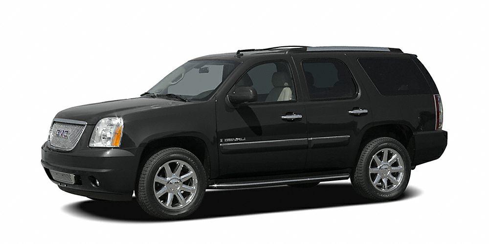 2007 GMC Yukon Denali Miles 10433Color Black Stock 224334A VIN 1GKFK63807J315723
