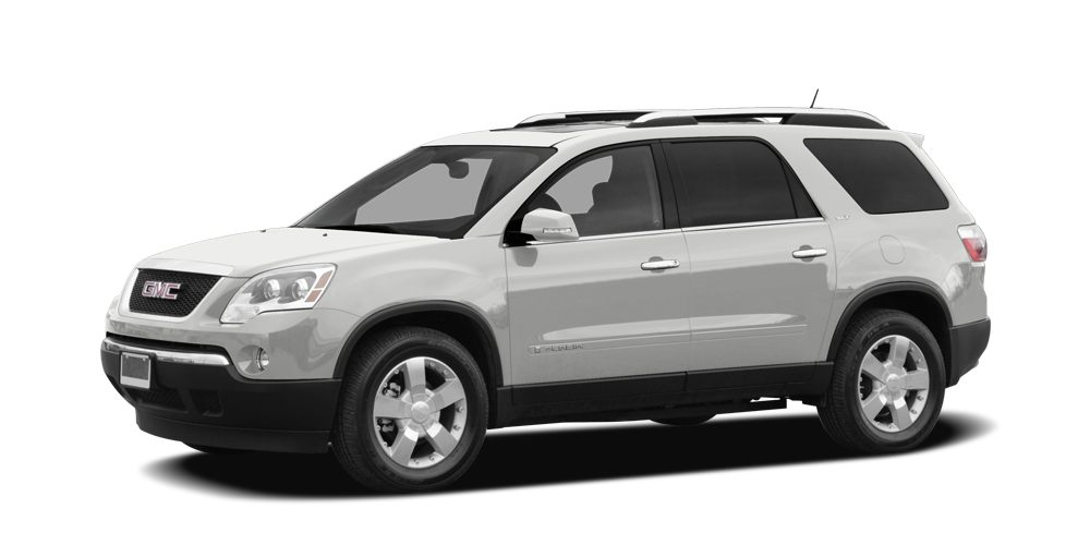 2007 GMC Acadia SLT INCREDIBLE IN AND OUT 45 POINT INSPECTION  60 DAY UNLIMITED MILEAGE WARRA