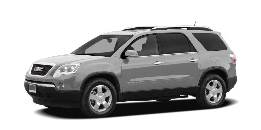 2007 GMC Acadia SLT Miles 178536Color Liquid Silver Metallic Stock 8134A VIN 1GKER33797J1123