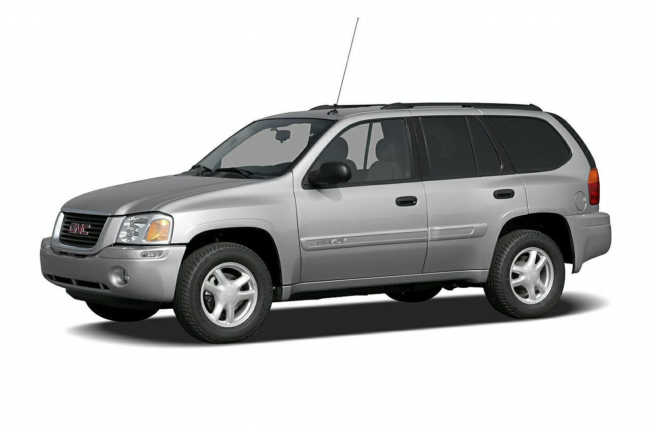 2007 GMC Envoy  Im what you call a smooth operator and youll love every minute with me I promis
