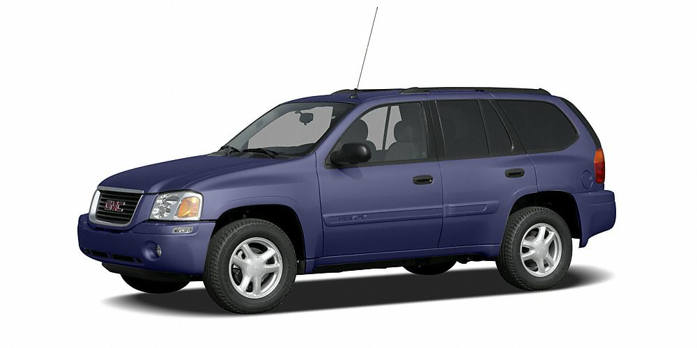 2007 GMC Envoy SLE SLE2 LEATHER BOSE STEREO SUNROOF 4X4 Miles 131352Color Midnight Blue Meta