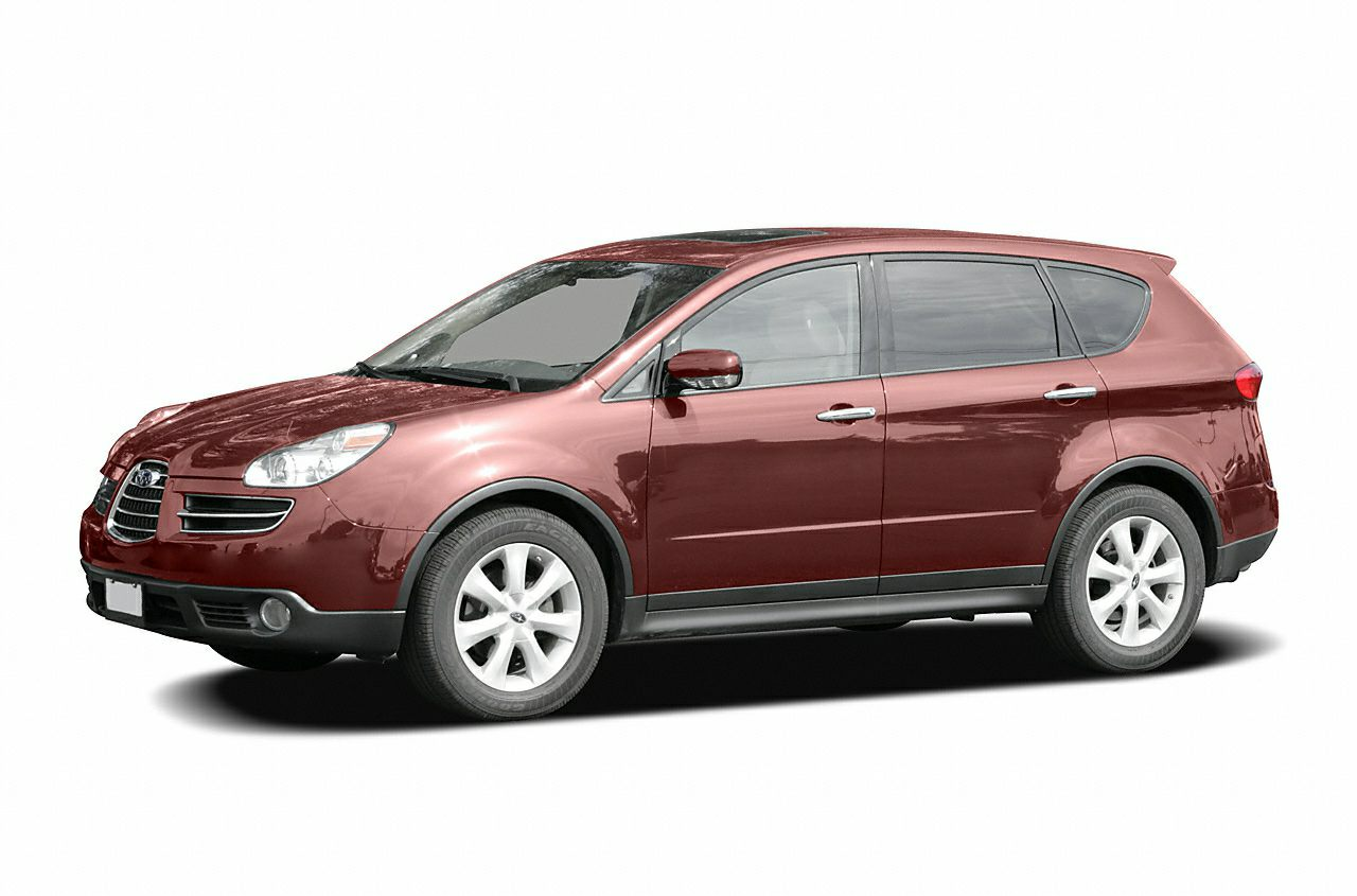 2006 Subaru B9 Tribeca Limited 5-Passenger  WHEN IT COMES TOEXCELLENCE IN USED CAR SALESYOU K
