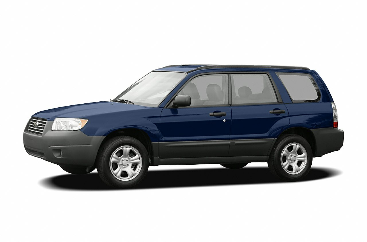 2006 Subaru Forester 25X OUR PRICESYoure probably wondering why our prices are so much lower th