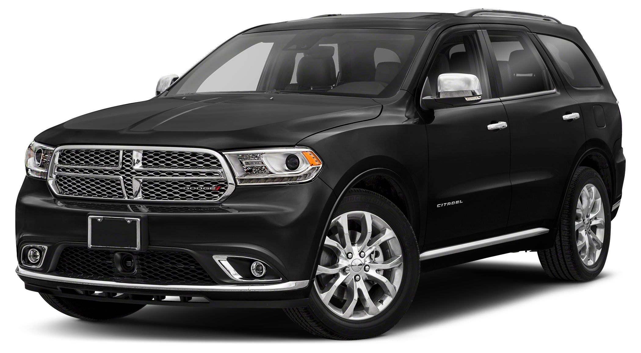 2018 Dodge Durango Citadel Miles 5Color DB Black Crystal Clearcoat Stock 80481 VIN 1C4SDJET6