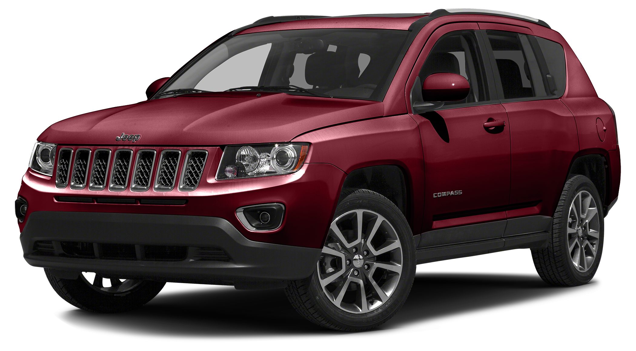 2014 Jeep Compass Sport Miles 27515Color Deep Cherry Red Crystal Pearlcoat Stock F16AL329A VI