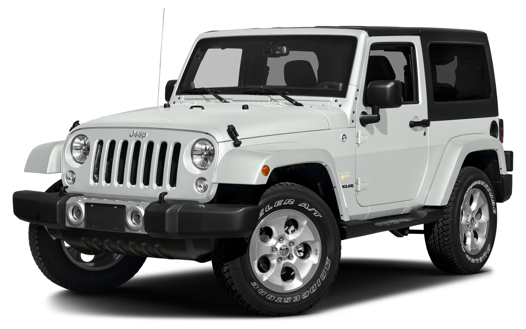2017 Jeep Wrangler Sahara This Sahara is for Jeep addicts the world over waiting for a rugged jewe