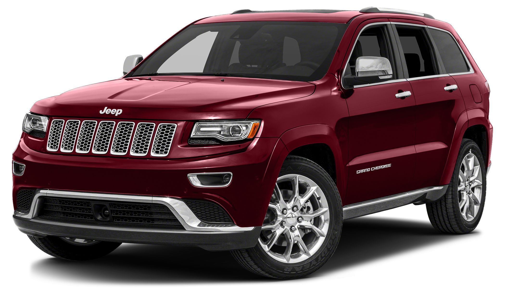 2014 Jeep Grand Cherokee Summit Miles 60870Color Deep Cherry Red Crystal Pearlcoat Stock G2729