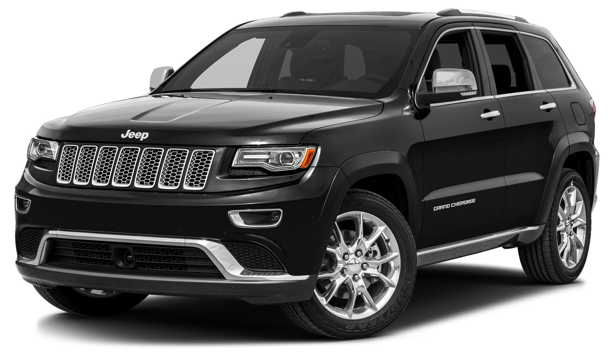 2016 Jeep Grand Cherokee Summit Miles 20Color Black Stock 7110A VIN 1C4RJFJT6GC320240
