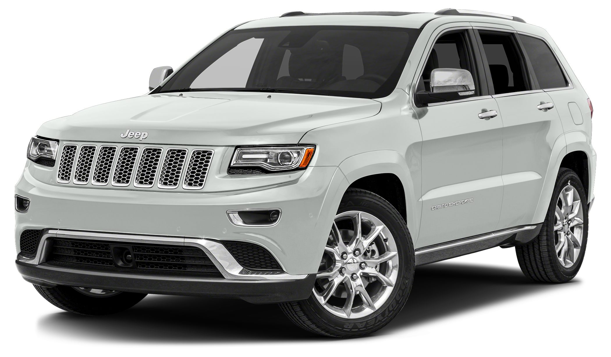 2015 Jeep Grand Cherokee Summit Bright White Clearcoat 2015 Jeep Grand Cherokee Summit 4WD 8-Speed