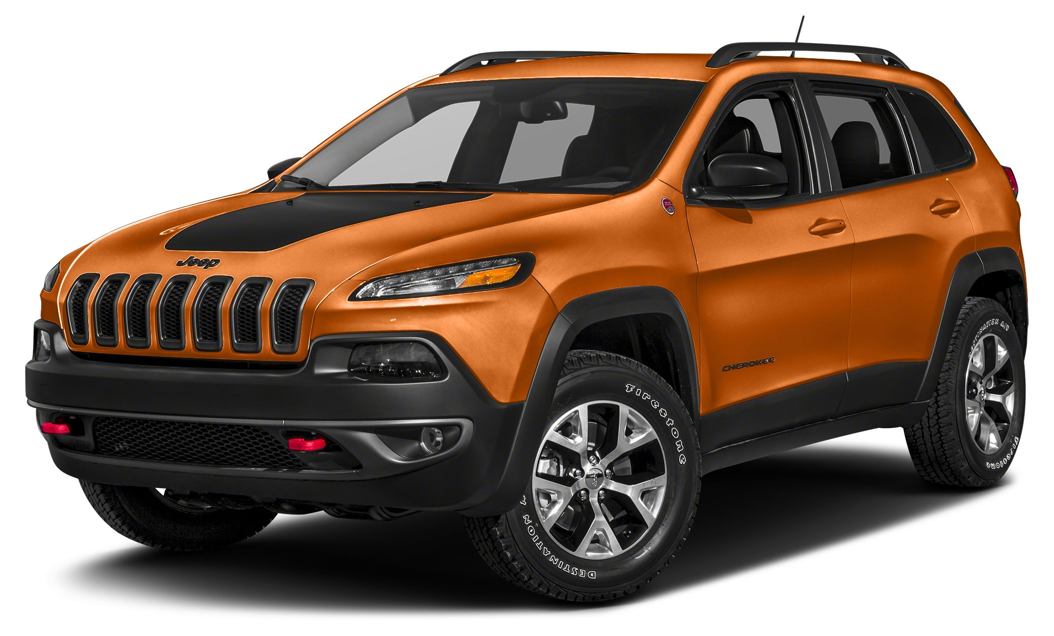 2014 Jeep Cherokee Trailhawk Miles 12017Color Brilliant Black Crystal Pearlcoat Stock 165079A