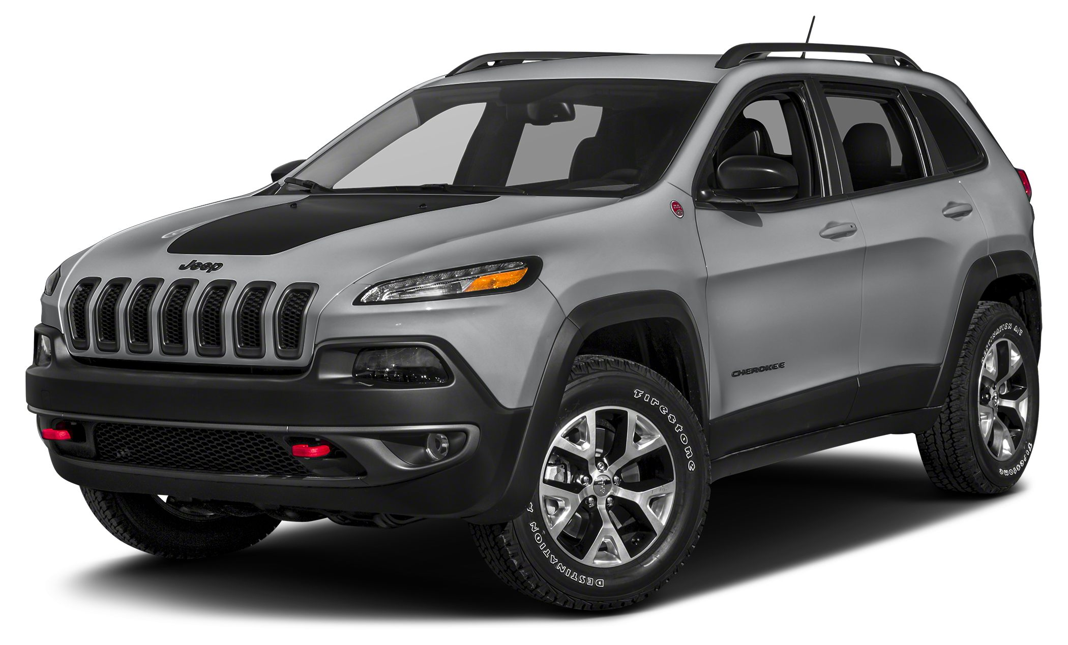 2014 Jeep Cherokee Trailhawk Miles 19635Color Billet Silver Clearcoat Metallic Stock 6868A VI