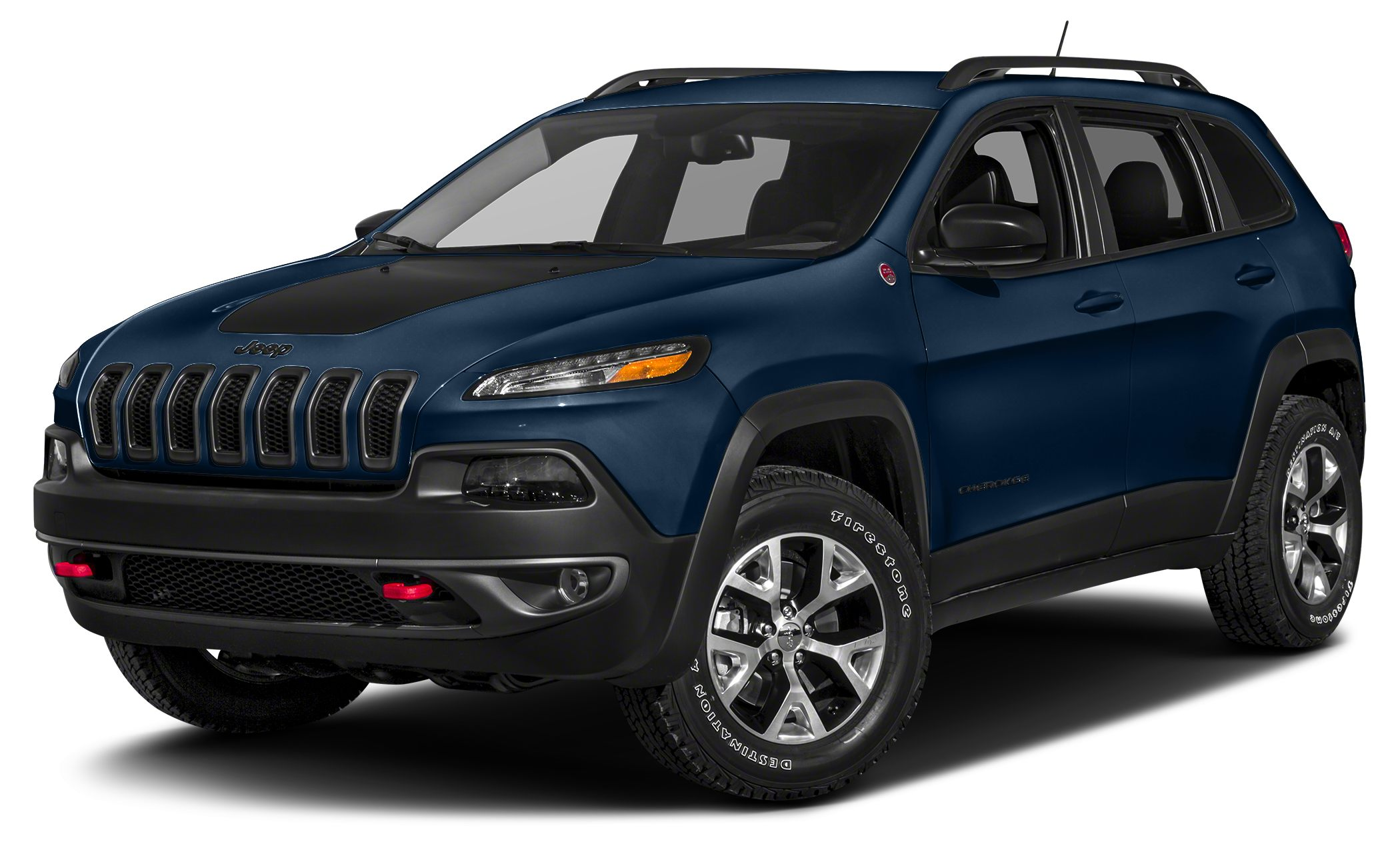 2018 Jeep Cherokee Trailhawk Hurry and take advantage now New In Stock This is the vehicle for