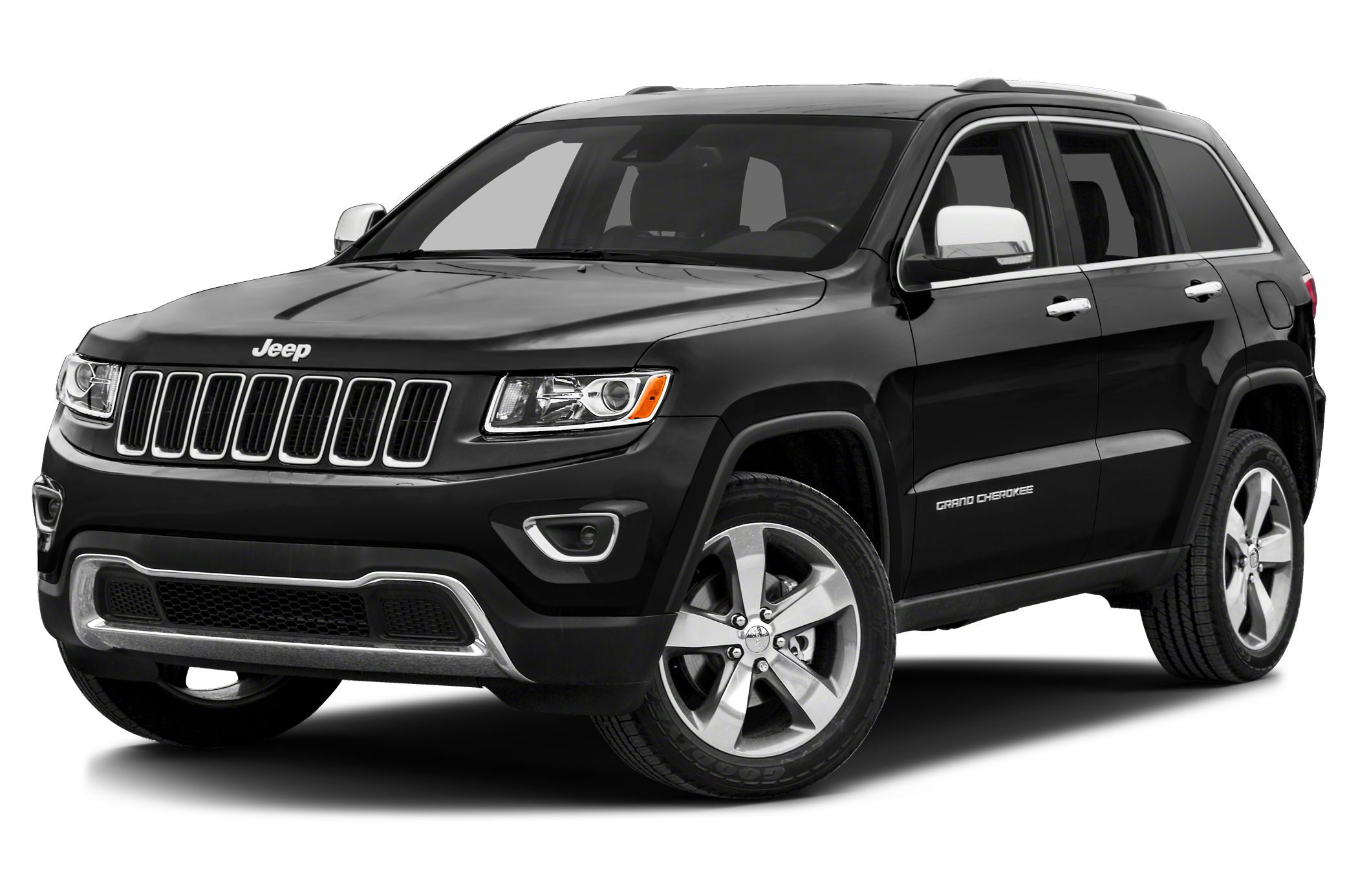 2017 Jeep Grand Cherokee Limited 4WD Navigation Flex Fuel You wont find a better wagon than th