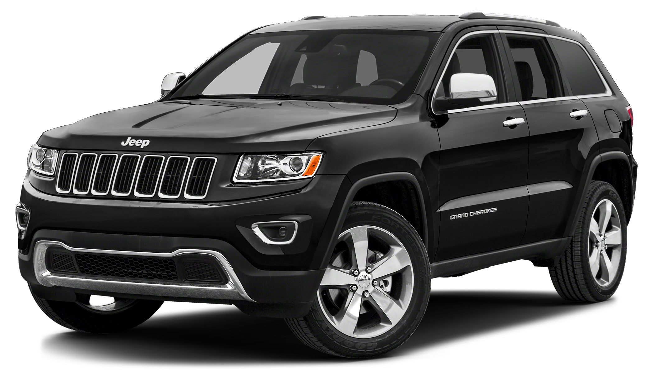 2014 Jeep Grand Cherokee Limited Miles 35841Color Brilliant Black Crystal Pearlcoat Stock JG14
