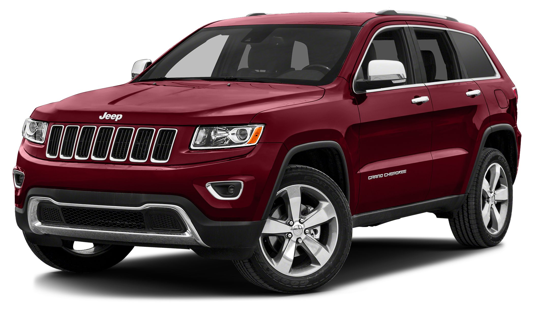 2015 Jeep Grand Cherokee Limited Miles 3380Color Deep Cherry Red Crystal Pearlcoat Stock 16S65
