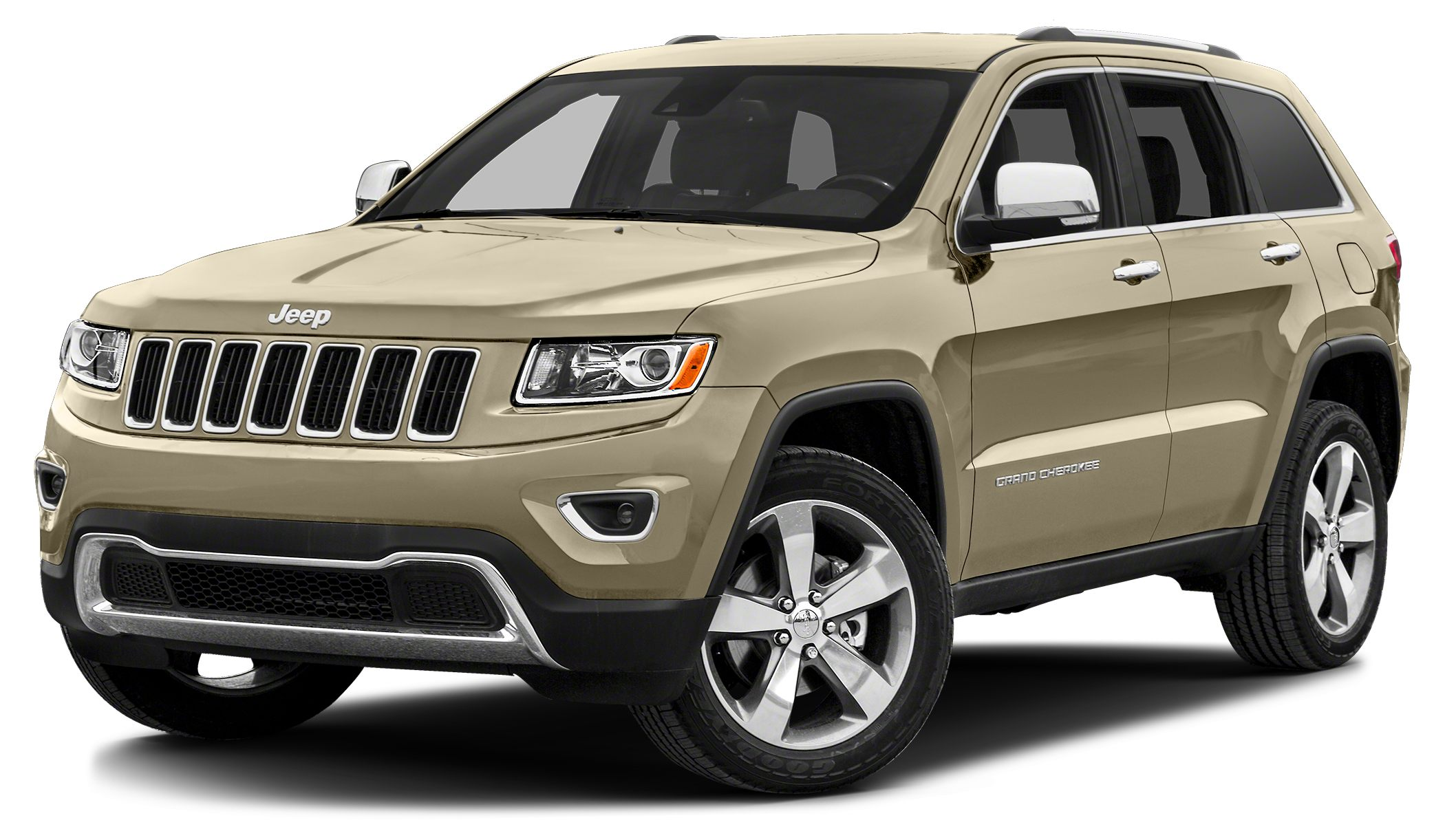 2015 Jeep Grand Cherokee Limited Recent Arrival 4WD Odometer is 1195 miles below market average