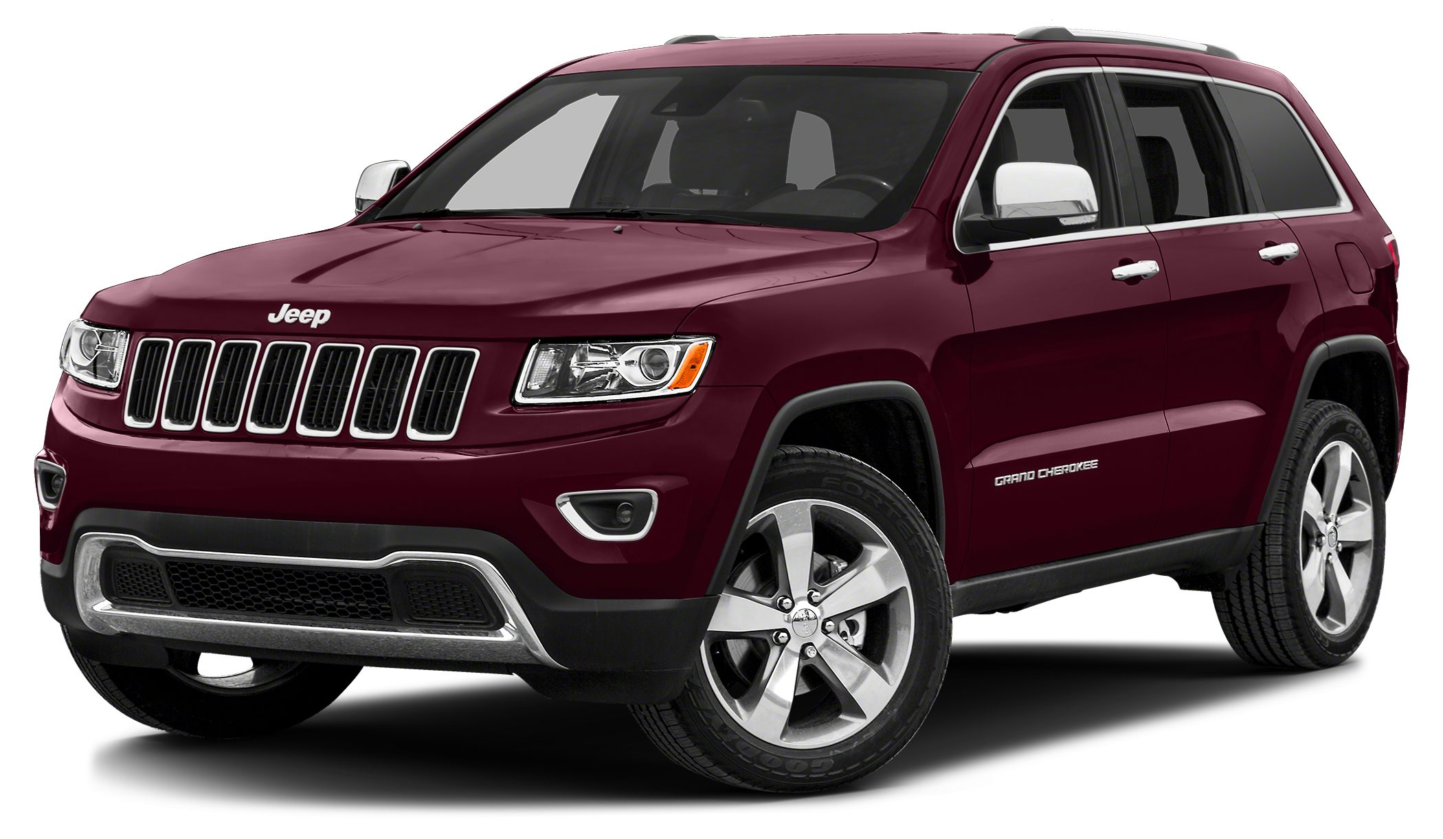 2017 Jeep Grand Cherokee Limited Red Hot Nice SUV Imagine yourself behind the wheel of this gorg
