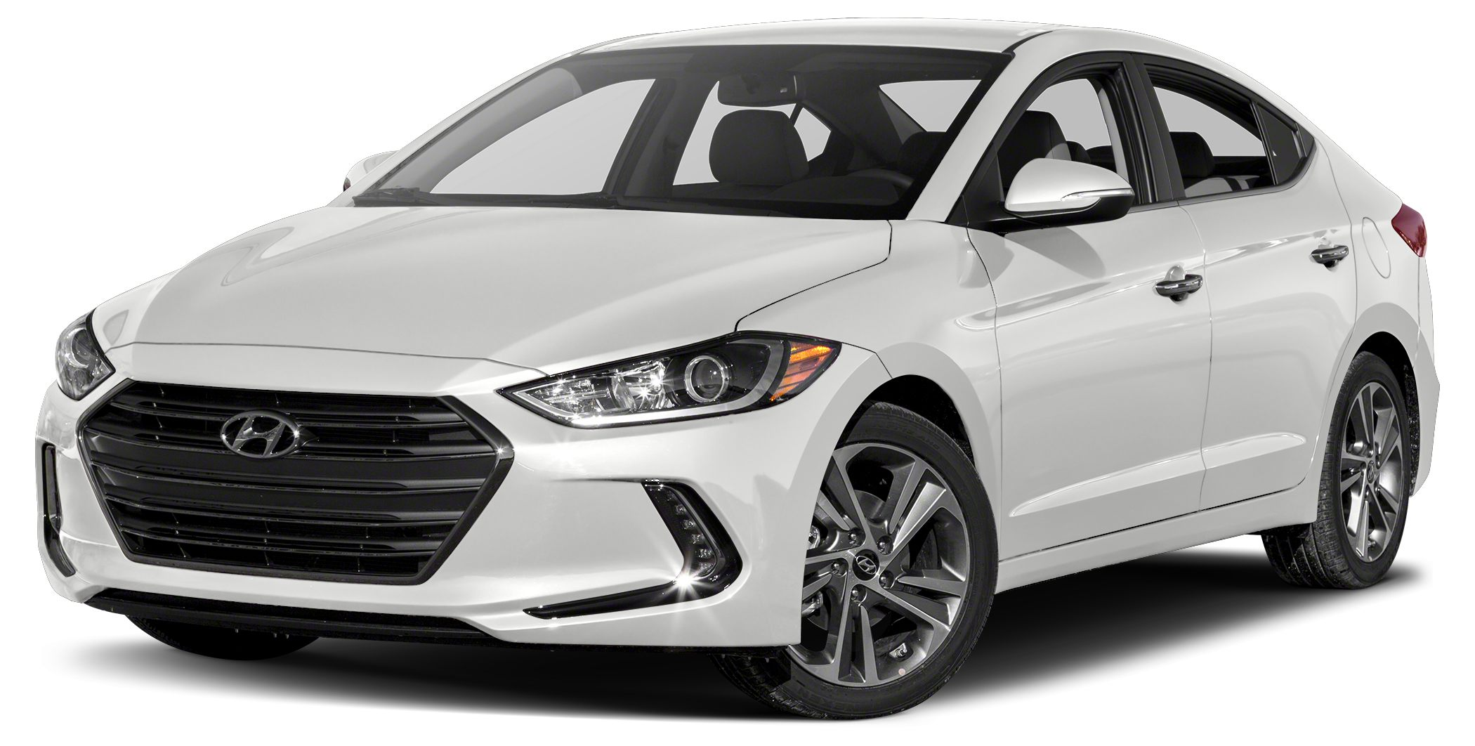 2017 Hyundai Elantra Limited Bluetooth Hands-free Phone System Rearview Camera w Dynamic Guideli