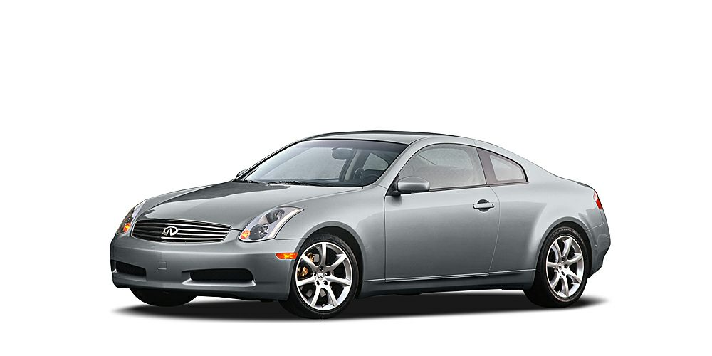 2004 Infiniti G35 Base Vehicle Detailed Recent Oil Change and Passed Dealer Inspection ABS brak