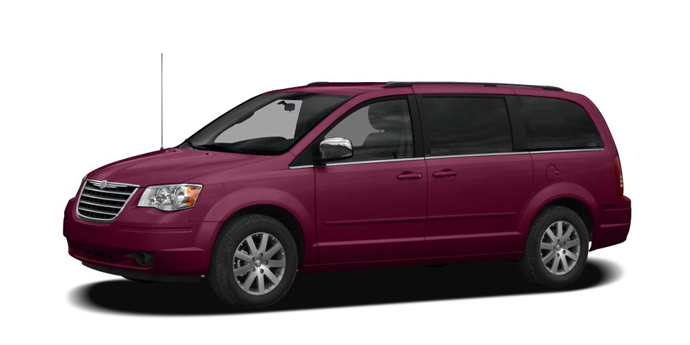 2010 Chrysler Town  Country Touring Plus ATTENTION Hold on to your seats MULLINAX CERTIFIED P