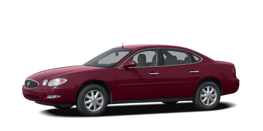 2007 Buick LaCrosse CX Snatch a score on this 2007 Buick LaCrosse CX while we have it Roomy yet e