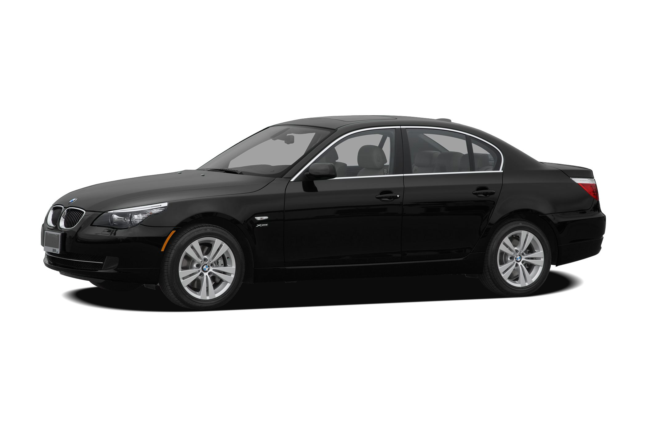 2008 BMW 5 Series 535xi WE OFFER FREE LIFETIME INSPECTION Miles 73609Color White Stock P1434