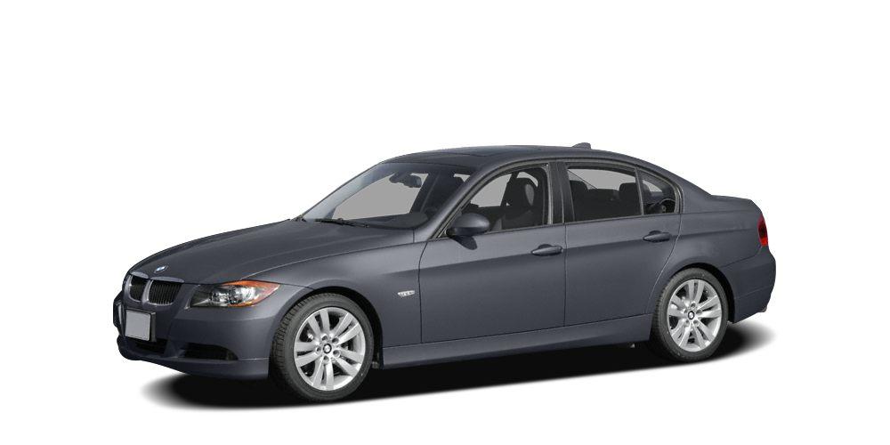 2008 BMW 3 Series 335i Leather Sunroof  Moonroof Navigation  GPS Sparkling Graphite Metallic