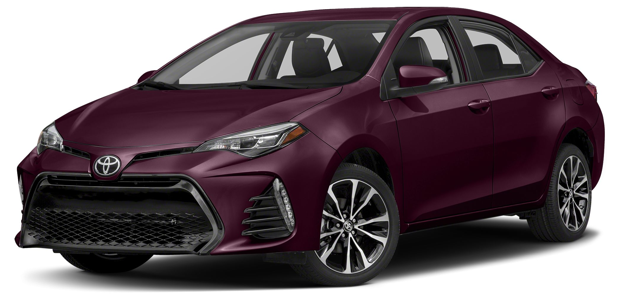2017 Toyota Corolla SE Special Edition FUEL EFFICIENT 35 MPG Hwy28 MPG City CARFAX 1-Owner Sunr