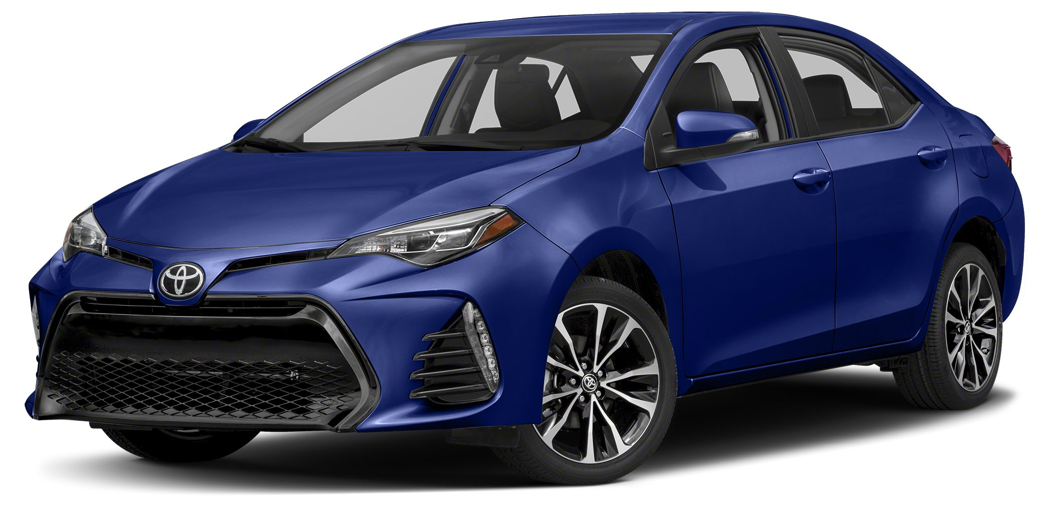 2018 Toyota Corolla SE Moonroof CD Player Keyless Start Back-Up Camera CARPET MAT PACKAGE TMS