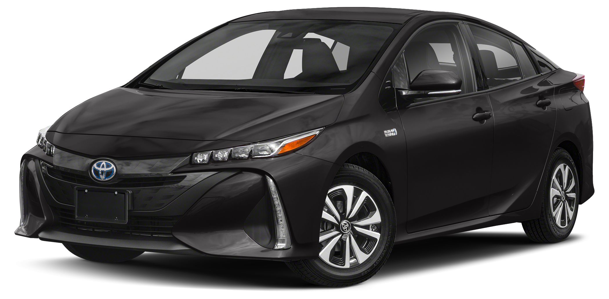 2017 Toyota Prius Prime  Miles 15Color Magnetic Gray Metallic Stock T4837 VIN JTDKARFP1H3048