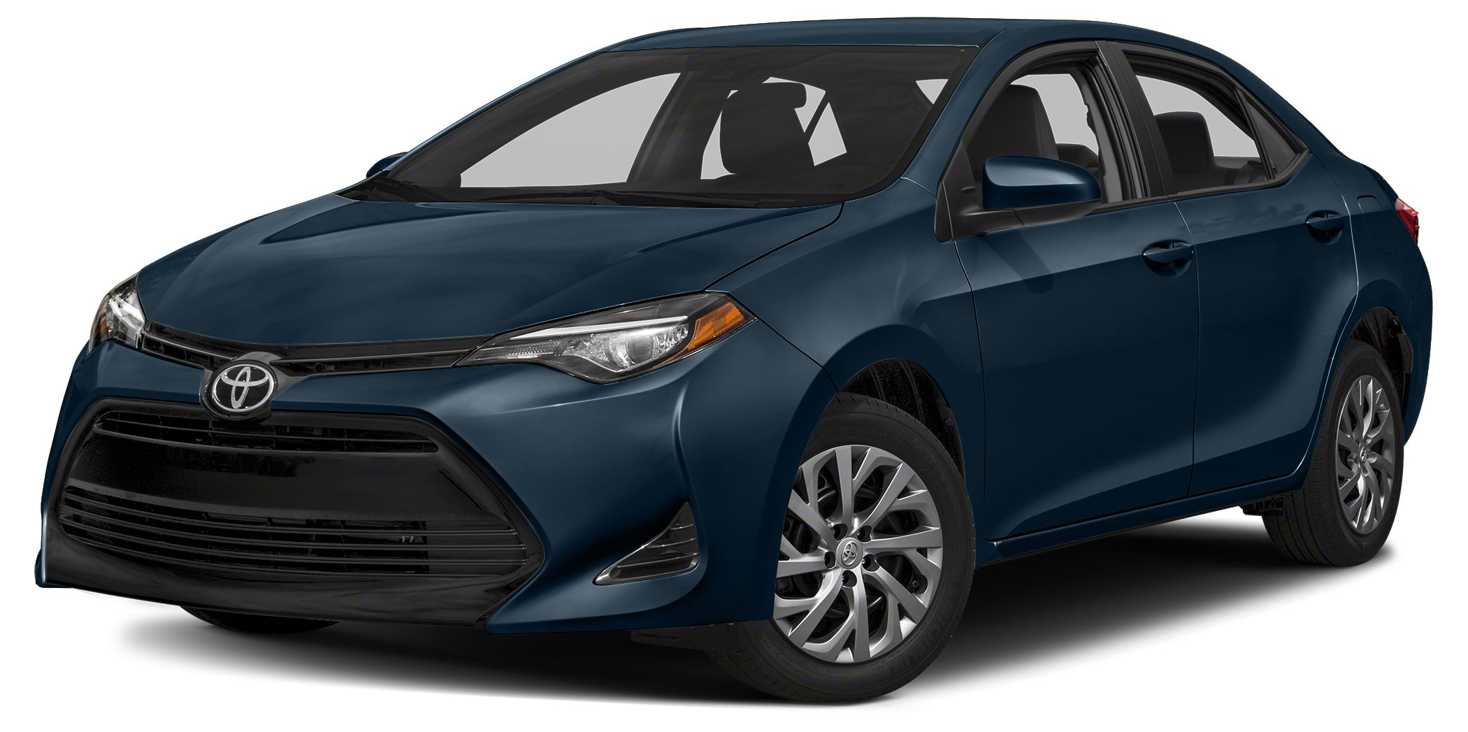 2017 Toyota Corolla LE Sunroof LE PREMIUM PACKAGE WMOONROOF Back-Up Camera LE trim GALACTIC A
