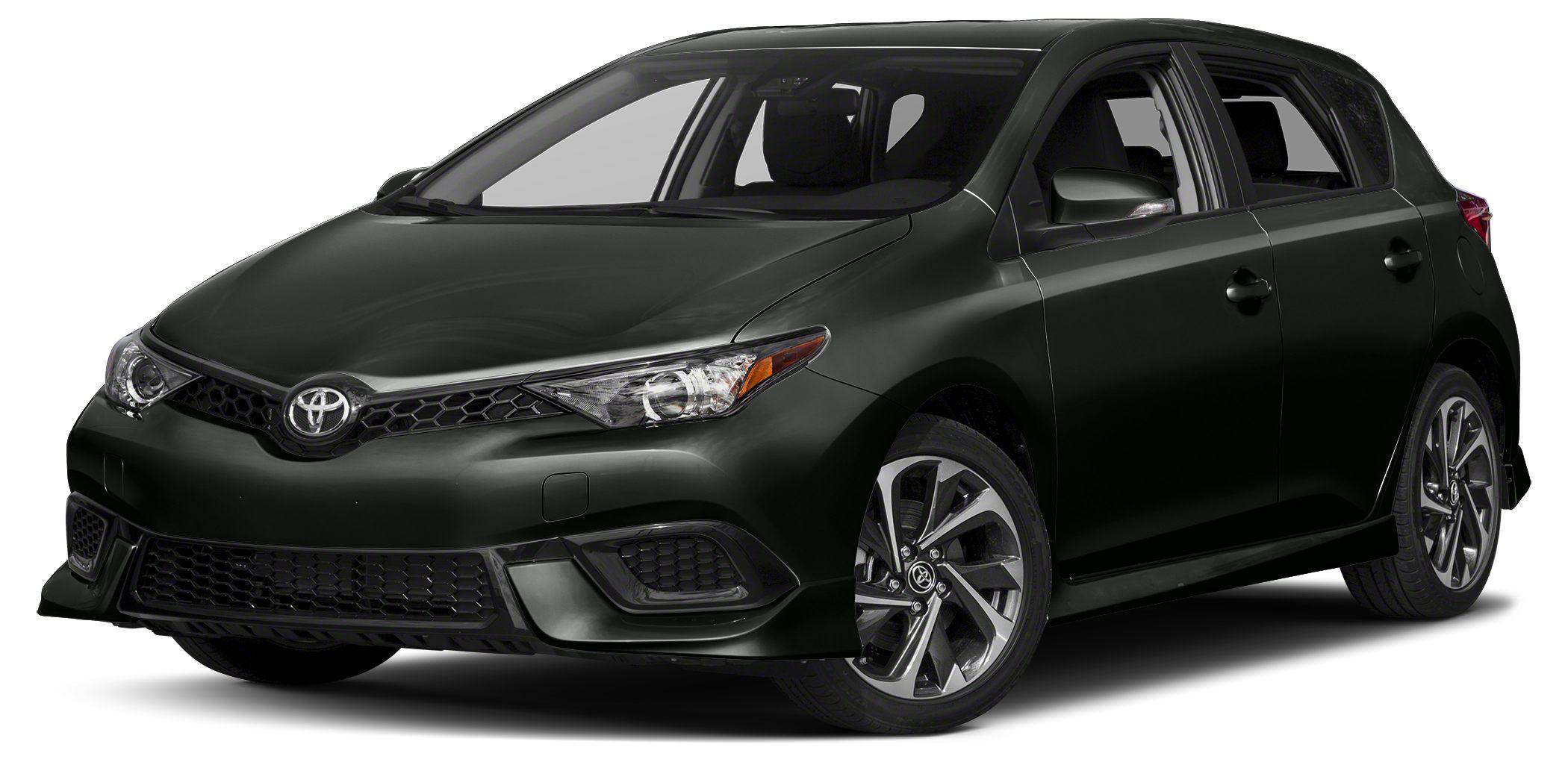 2018 Toyota Corolla iM Base Miles 5Color Black Sand Pearl Stock T5144 VIN JTNKARJE2JJ570559