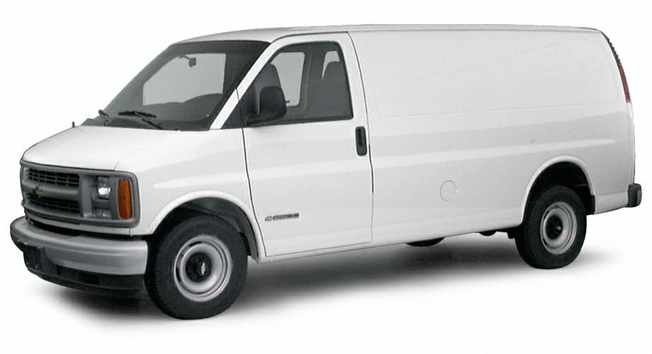 2001 Chevrolet Express 3500 Cargo Snatch a bargain on this 2001 Chevrolet Express Cargo Van 3500 1