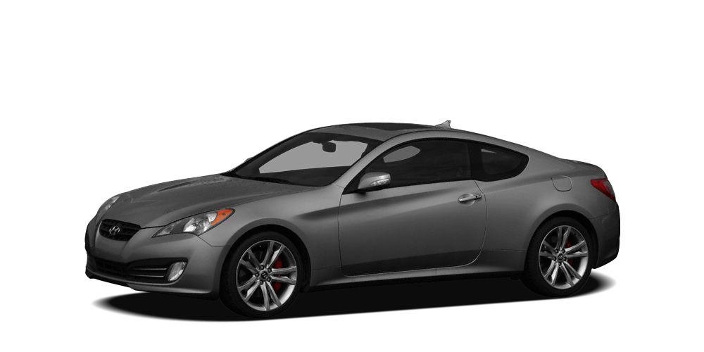 2010 Hyundai Genesis Coupe 20T Premium Miles 84518Color Nordschleife Gray Pearl Stock 20293R