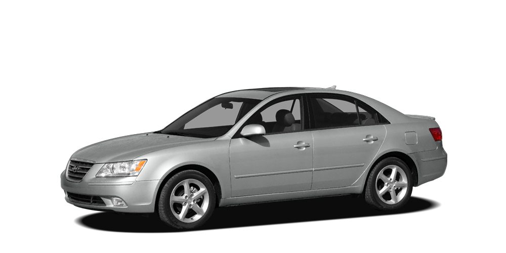 2010 Hyundai Sonata GLS Miles 76625Color Radiant Silver Metallic Stock H40050A VIN 5NPET4ACX