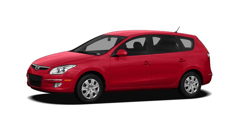 2010 Hyundai Elantra Touring GLS Miles 47469Color Chilipepper Red Stock 11457Q VIN KMHDB8AE6