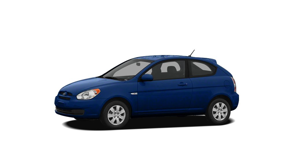 2010 Hyundai Accent Blue Stick shift Its time for Route 44 Hyundai When was the last time you s